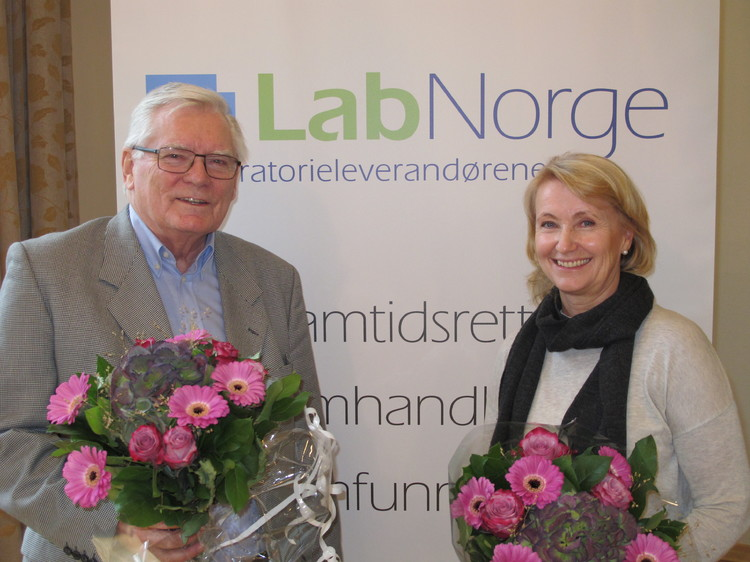 Snart ny Lab-messe